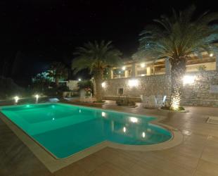 Ganze Villa